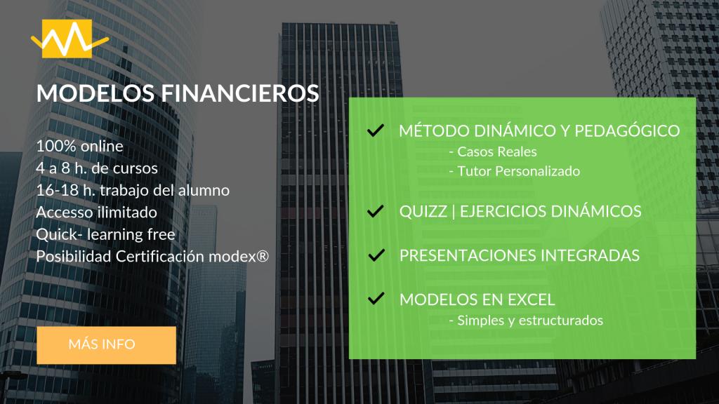Qué Es Un Modelo Financiero Modelandum