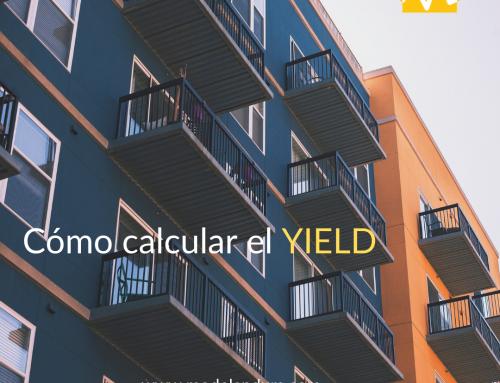 ¿Qué es el yield a la hora de valorar un inmueble?